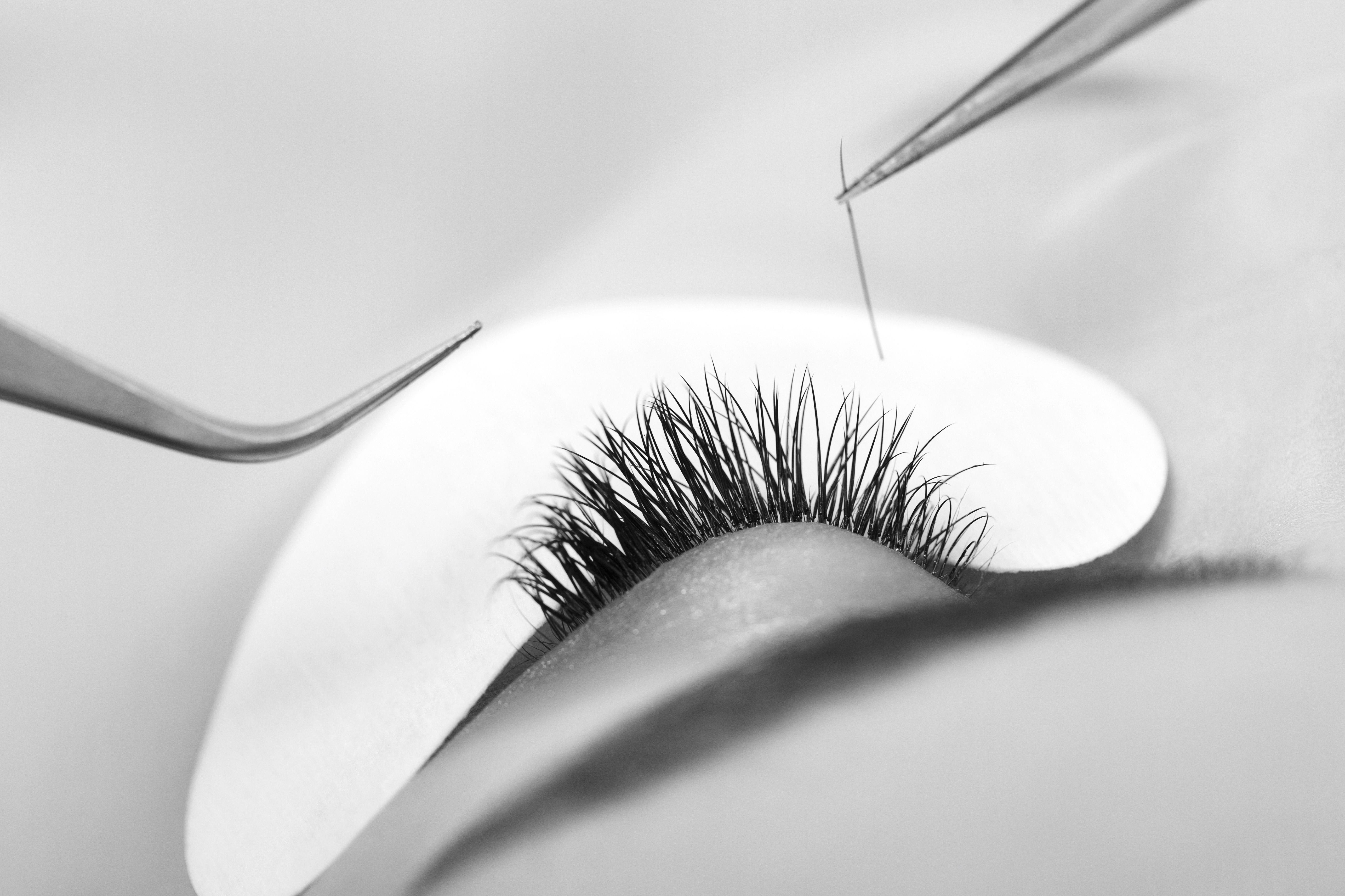 Lashes And Eyebrows